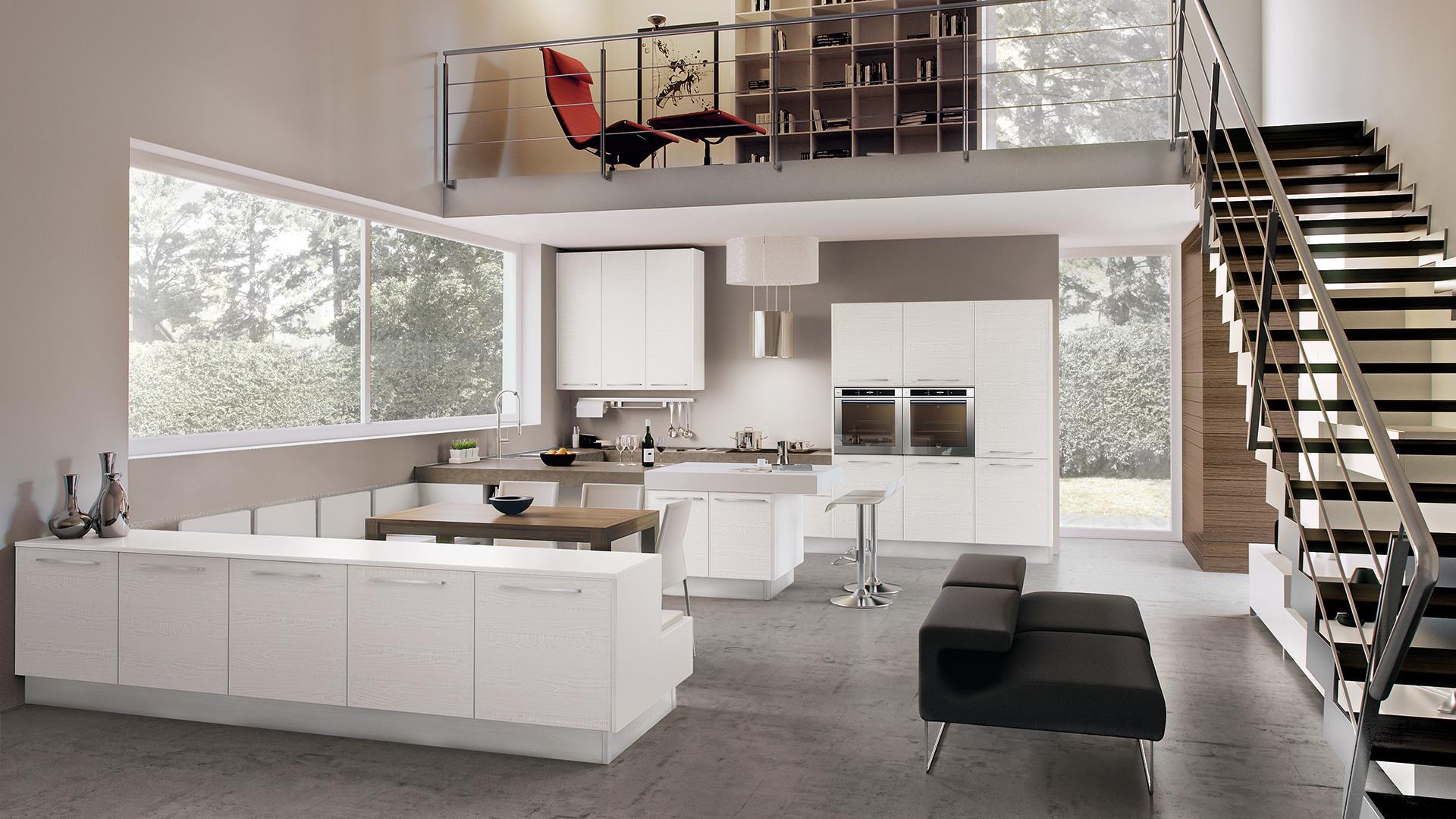 adele project cucine moderna lube nardò