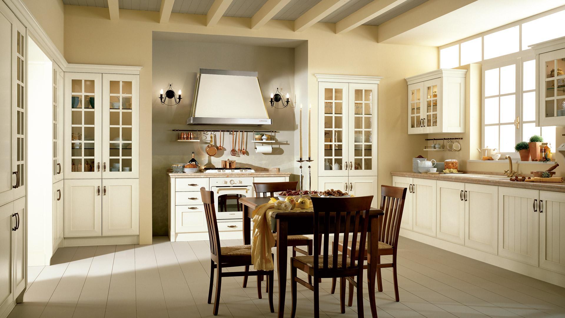 cucina classica lube velia laccata a nardò e lecce