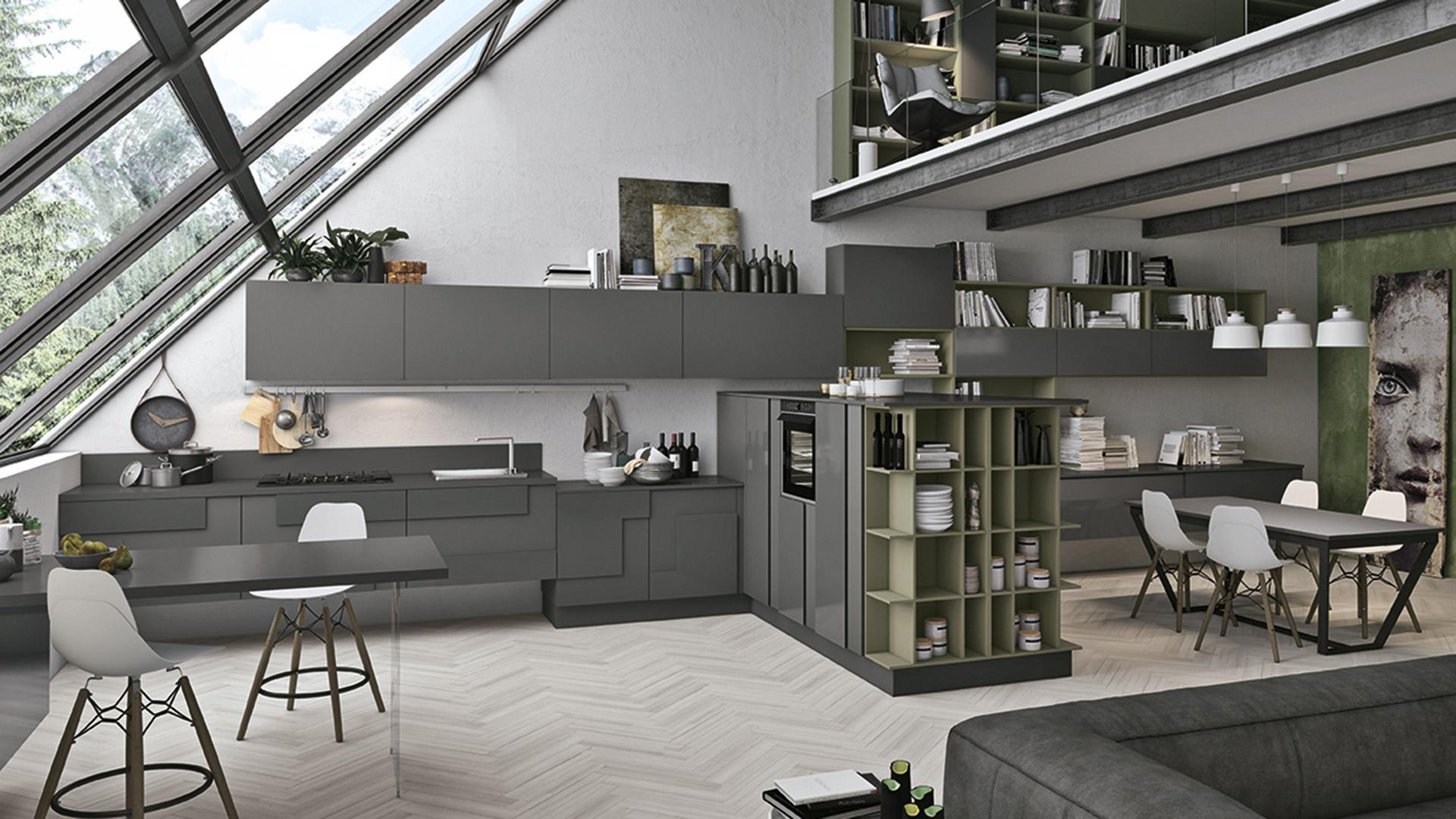 cucina moderna lube creativa nardò e lecce