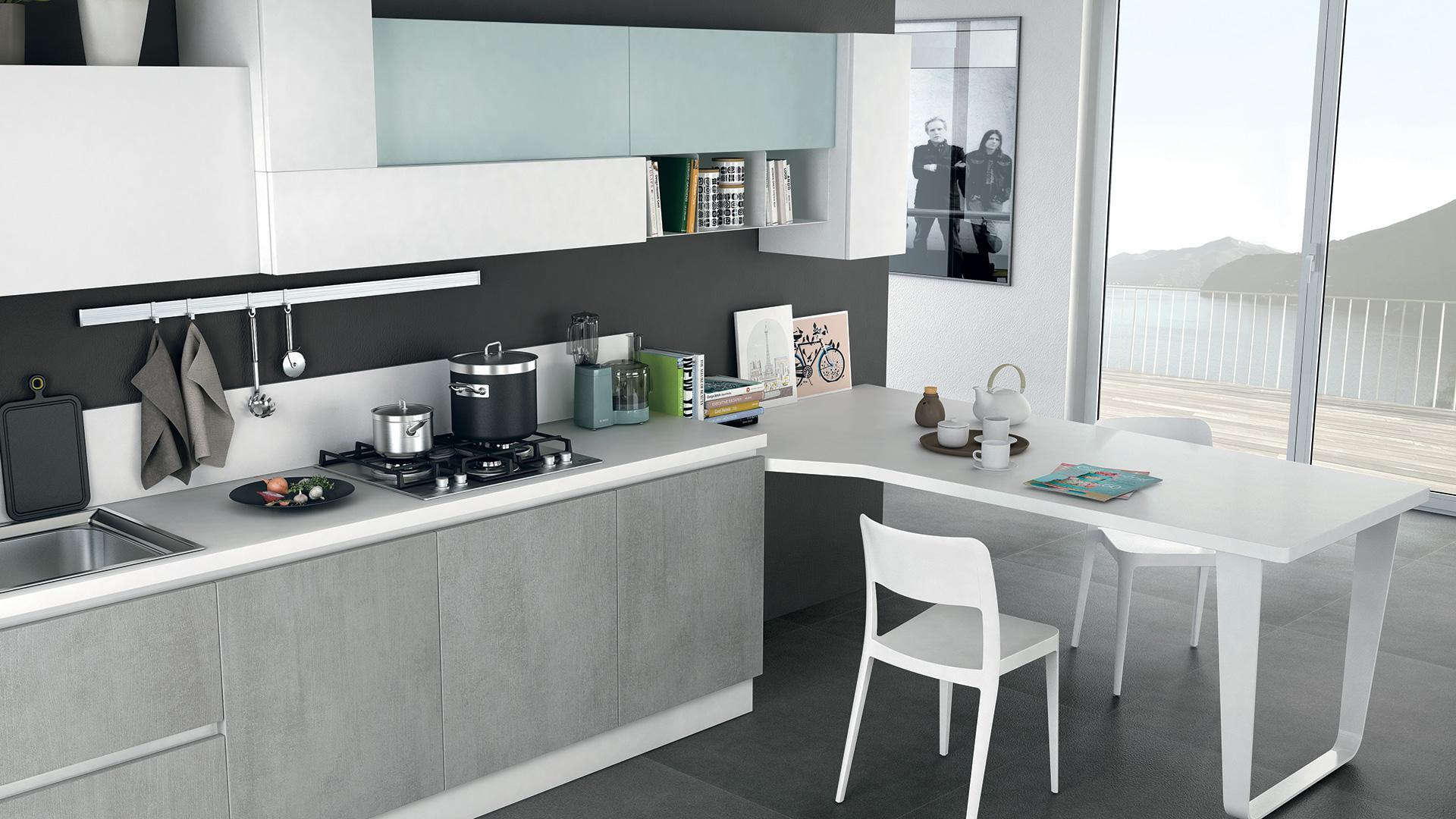 cucina moderna lube immagina plus nardò e lecce