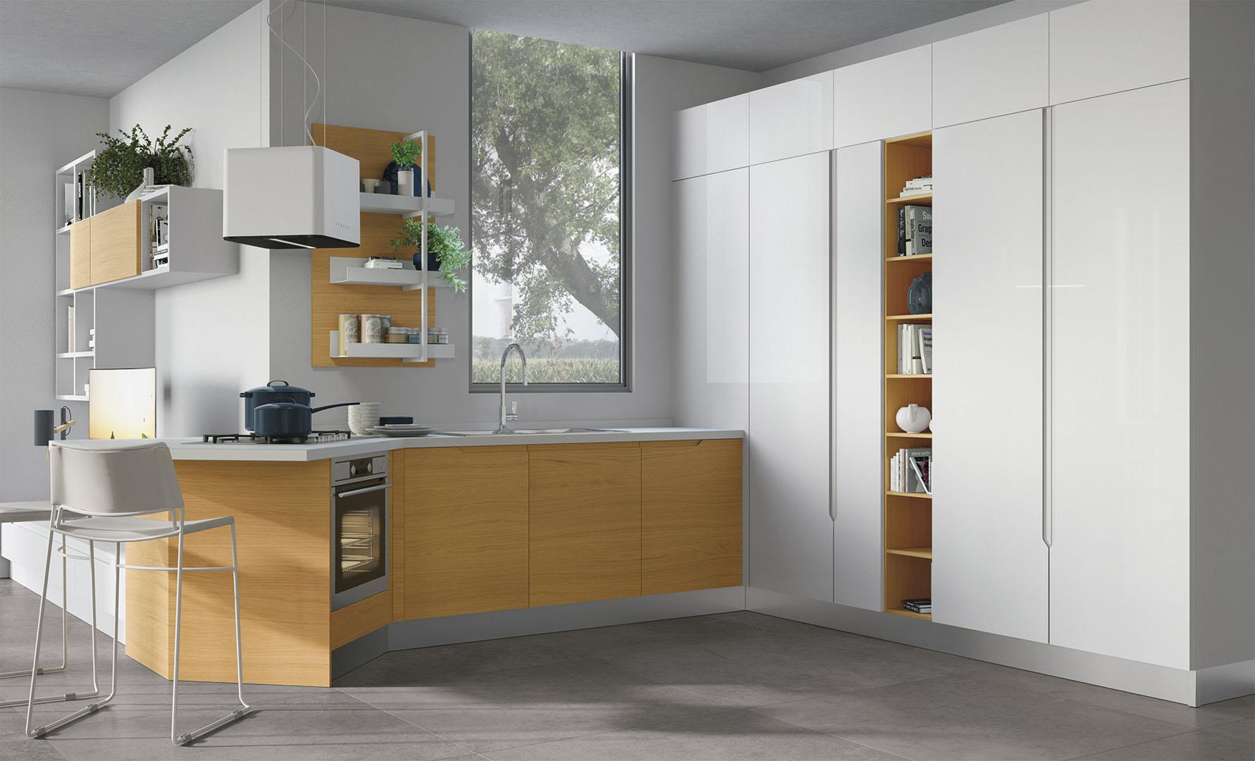 cucina moderna lube luna nardò e lecce