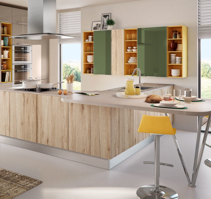 cucina moderna lube swing nardò e lecce