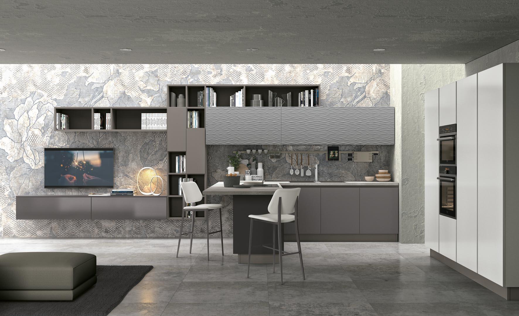 cucina moderne lube clover lux nardò e lecce