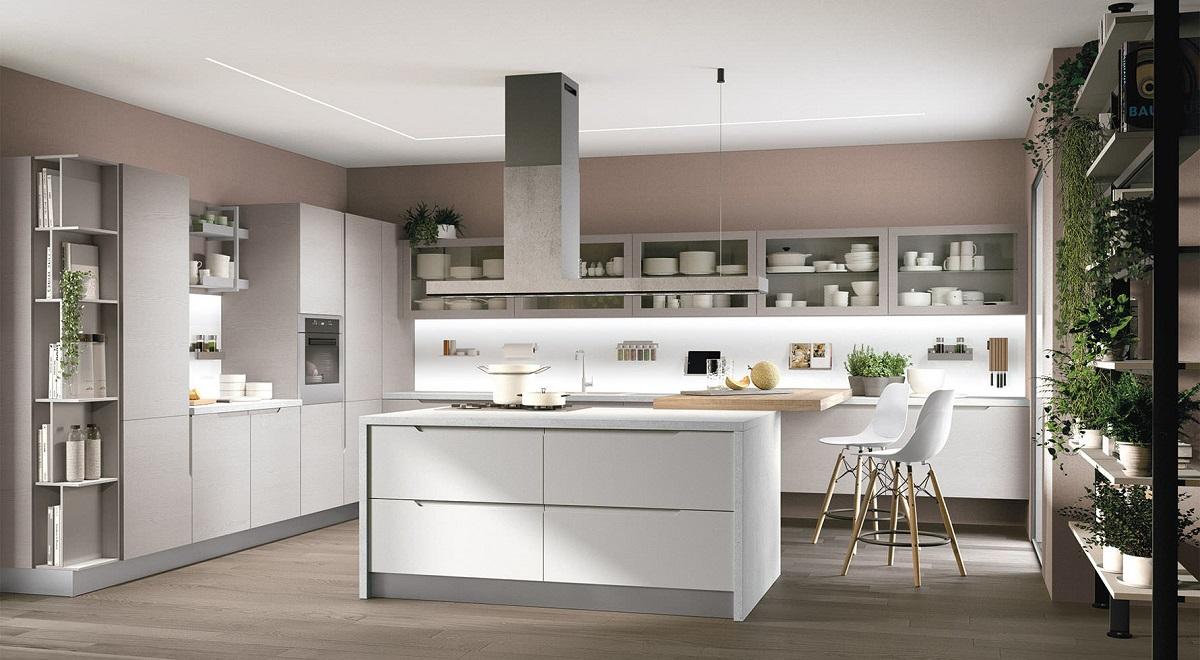cucina moderna lube nardò