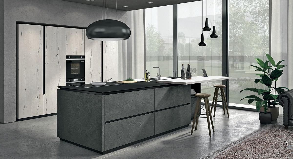 progettazione cucina moderna Nardò-min