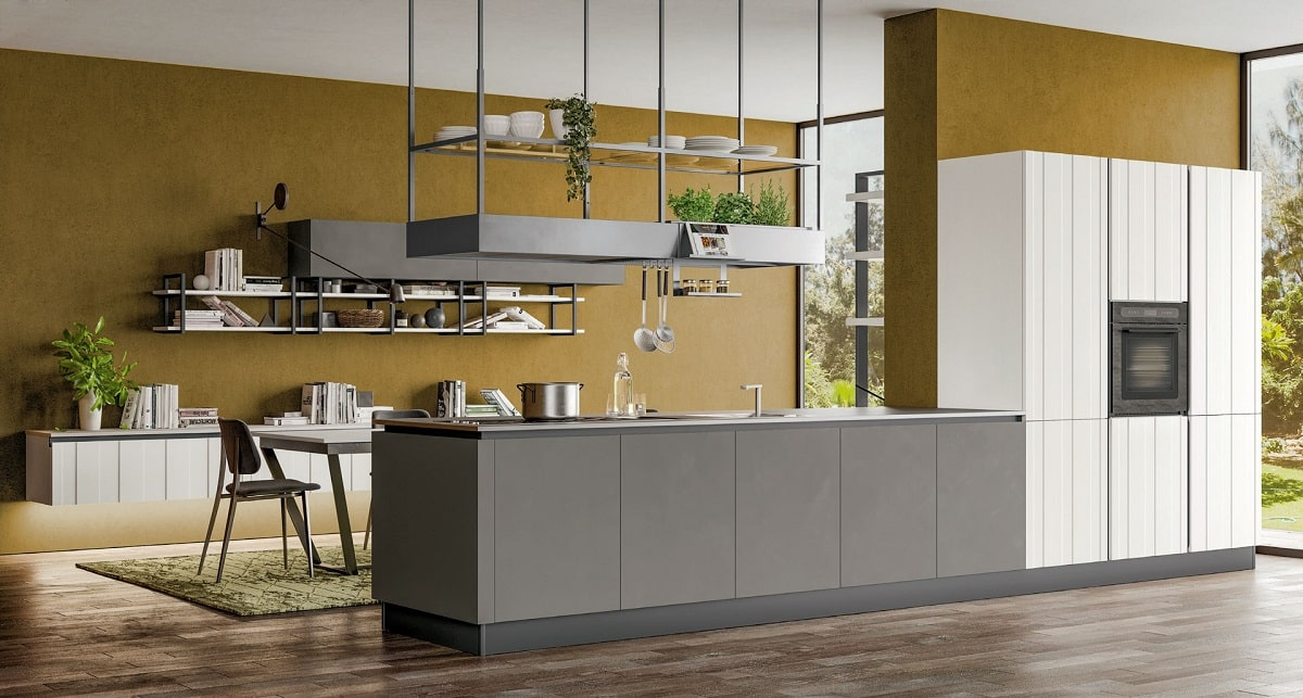 Colori In Cucina 3 Proposte Cromatiche Per Un Tocco Di Originalita Ambienti Cucine