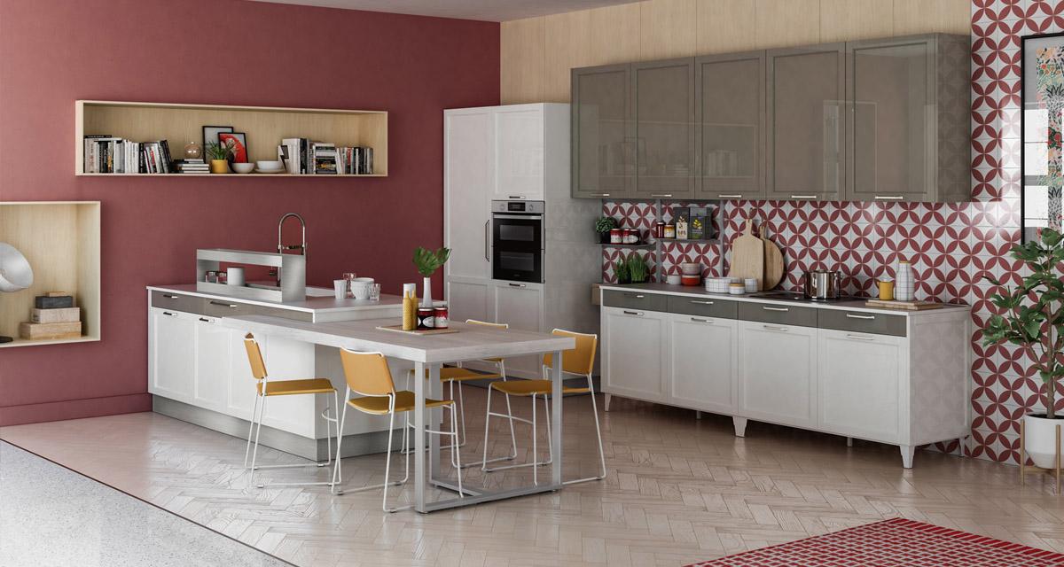 progettare cucina con piccolo budget creo kitchens